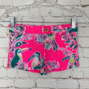 Lilly Pulitzer girls shorts